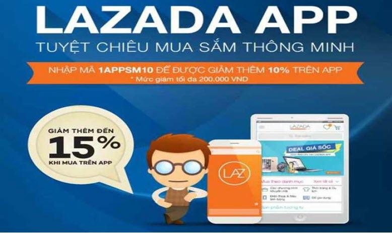 Hướng dẫn cách mua sắm trên Lazada App đơn giản, chi tiết dành cho người mới