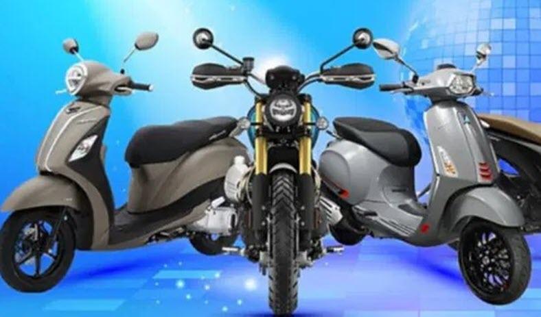 Những lợi ích khi mua xe máy online trên Tiki