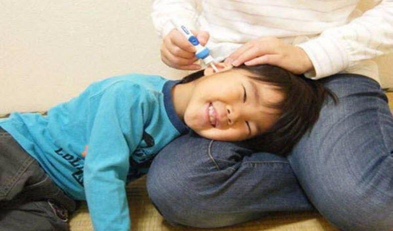 Máy hút ráy tai Nhật Bản cho bé có thực sự tốt?