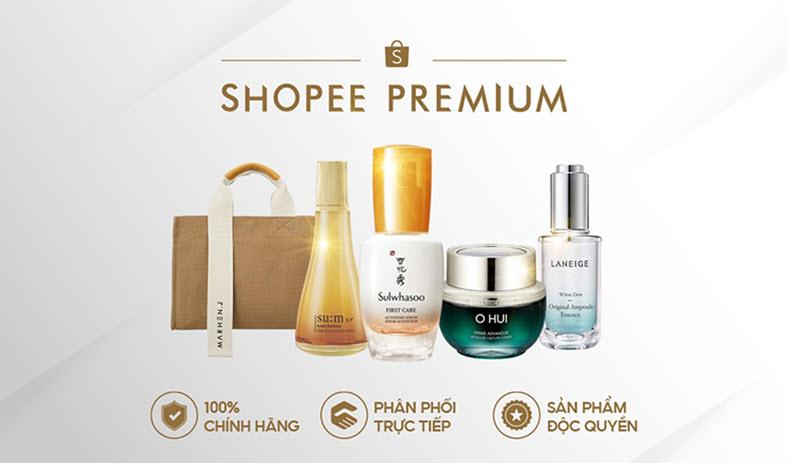 Shopee Premium là gì? Có phải kênh mua sắm cao cấp, chính hãng dành cho bạn?