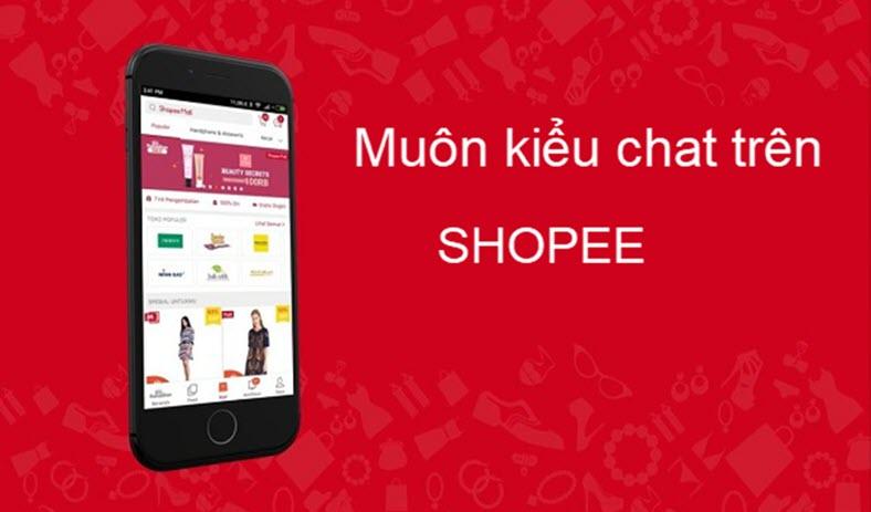 Muôn kiểu chat trên Shopee - Thông tin sản phẩm, trả giá, chuyển xu, trò chuyện